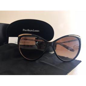 737e091c6 Oculos De Sol Polo Ralph Lauren Feminino no Mercado Livre Brasil