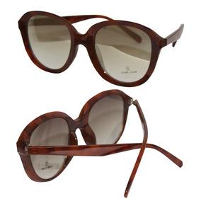 93d80020a1f4b Óculos De Sol Redondo Feminino Lente Espelhado Barato