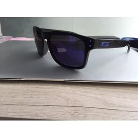 2a6e0cd09 Oakley Holbrook Branco Lente Azul Iridium - Óculos no Mercado Livre ...