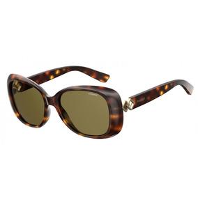 a00a11b679537 Oculos Ferrovia Feminino De Sol Polaroid - Óculos