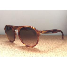bb011901aefab Oculos Prada Usado De Sol - Óculos