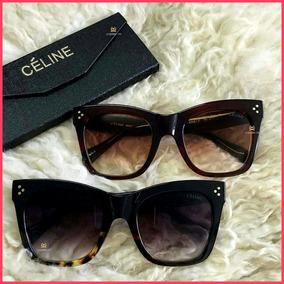 8497b4b0733ce Oculos Celine Catherine - Óculos De Sol no Mercado Livre Brasil
