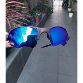 b3d4da055d0d3 Oakley Blade 2 Blue Orbital De Sol Juliet - Óculos no Mercado Livre ...