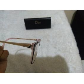 8d5e3e8d6cecc Lojas Fujioka Oculos De Grau Dior - Óculos no Mercado Livre Brasil