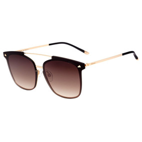 36fb9f0cc465f Óculos De Sol Arnette One Time 3061 503 71 Metal Dourado - Óculos no ...