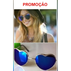ab80c3781 Oculos Espelhado Blogueira - Óculos no Mercado Livre Brasil