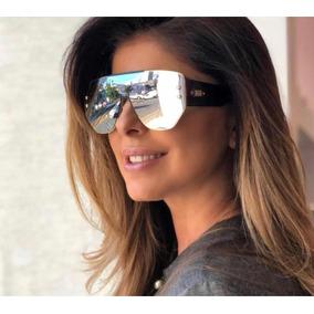 fc3d8c033 Espelho Cristal Com Ou Sem Dior - Óculos no Mercado Livre Brasil