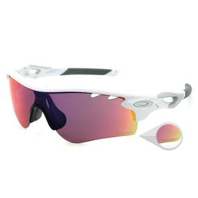 55f54ba52a Oakley Radar Path Branco De Sol - Óculos no Mercado Livre Brasil