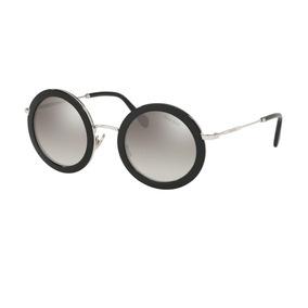 8c895223a289a Oculo Miu Miu Espelhado De Sol - Óculos no Mercado Livre Brasil