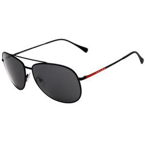 7da1b466e1a27 Oculos Grau Preto Fosco De Prada - Óculos no Mercado Livre Brasil