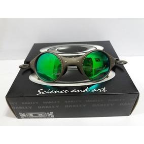 266f9497f39a6 Juliet Medusa Lente Verde De Sol Oakley - Óculos no Mercado Livre Brasil