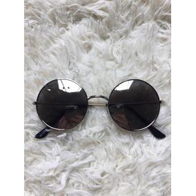 5c86eb634d898 Oculos Redondo Pequeno De Sol Outras Marcas - Óculos no Mercado ...