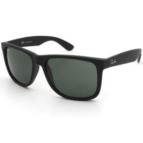 d9170df684707 Oculos Escuros Wx Vinho Ray Ban Justin - Óculos no Mercado Livre Brasil