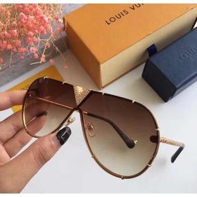 456c6ad10 Ib De Lou A Branco Com Dourado - Óculos no Mercado Livre Brasil