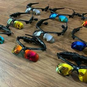 8f6e972389727 Oculo Oakley Bluetooth Original De Sol - Óculos no Mercado Livre Brasil