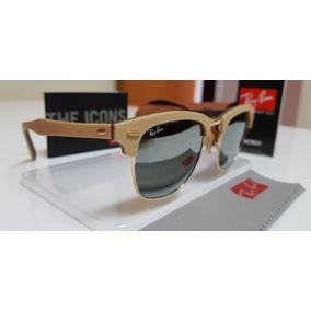 52bf3f147c Rayban Clubmaster Espelhado - Óculos no Mercado Livre Brasil