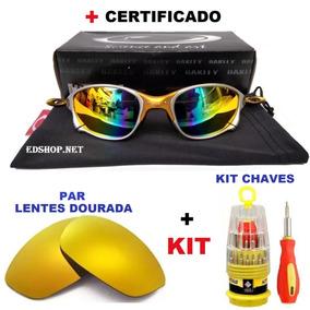 384ab0bf0 Óculos Para Capacete Barato De Sol Oakley Juliet - Óculos no Mercado ...