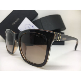 c63df4ad5771a Oculos De Sol Feminino Prada Geometric - Óculos no Mercado Livre Brasil