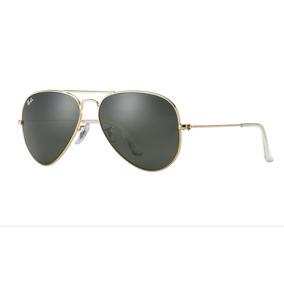 751c985cf839a Oculos Aviador Dourado Espelhado De Sol - Óculos no Mercado Livre Brasil
