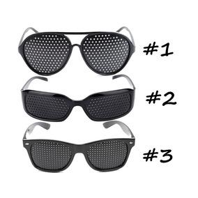 8b8072fe9 Óculos Pinhole (oculos Com Furinhos) Olhos De Abelha - Óculos no ...