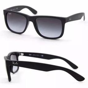 785fd358e Óculos De Sol Masculino Justin Rb Preto Várias Cores Justin