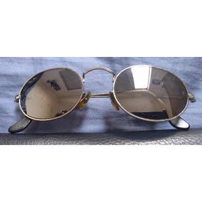 866f6bcab Ray Ban Réplica Primeira Linha Espelhado Prata De Sol - Óculos ...