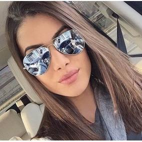 ca7fcc93d1c73 Oculos De Sol Feminino Moda 2018 - Óculos no Mercado Livre Brasil