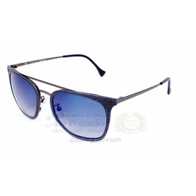64c96ffce3b99 Oculos De Sol Police Spl 410 - Óculos no Mercado Livre Brasil