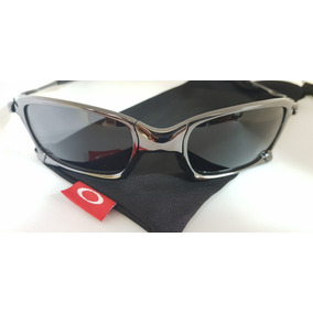 6bb804935 Oakley Juliet Carbon Black Polarizado (04 149) Novo - Óculos no ...