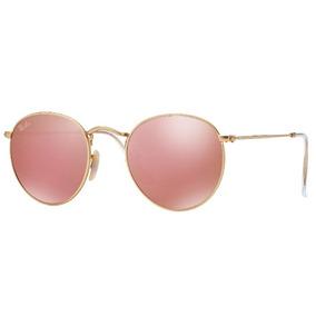 f8d59df344460 Oculos Rayban Redondo Espelhado De Sol Ray Ban Round - Óculos no ...