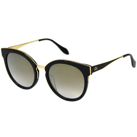 d83677ab48950 Óculos De Sol Feminino Ana Hickmann 9263 - Redondo. 3 cores. R  439 99