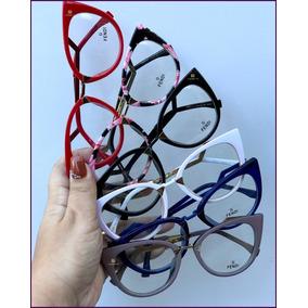 4ce033a3f24f4 Oculo Grau Gatinho Colorido Fendi - Óculos no Mercado Livre Brasil