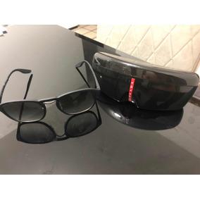 fa6ce20c660ef Oculos De Sol Prada Ps 02 Ls - Óculos no Mercado Livre Brasil