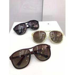 e17b8a179 Óculos De Sol Gucci Aviador Máscara Unissex. R$ 130. 12x R$ 12. Frete grátis