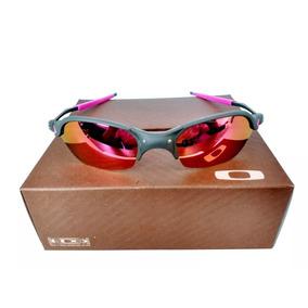 85fdd0547 Oculos Juliet Feminina Rosa - Óculos no Mercado Livre Brasil