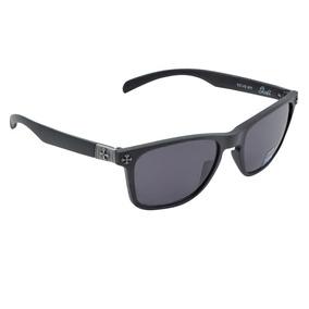 893a2809b3887 Óculos Hb Khaos Skull Matte Black Silver Cruz Preto por Overboard · Óculos  Hb Atacama Cherry Gradient Gray Lenses