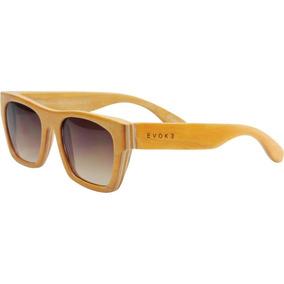 26449c70683d2 Evoke Wood Series 02 Bamboo De Sol - Óculos no Mercado Livre Brasil