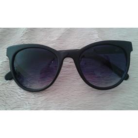 a0bb5a04ac68d Óculos De Sol Feminino Hexagonal Ferrovia - Calçados