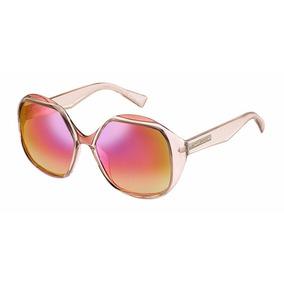caeb22307ce0a Oculos Espelhado Rosa De Sol Marc Jacobs - Óculos no Mercado Livre ...