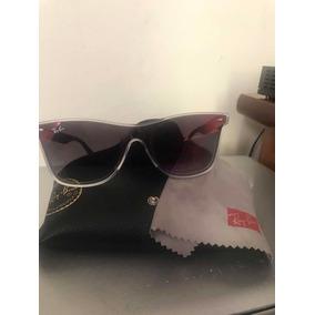 793501a5abdc3 Oculo Rayban Lente Transparente - Óculos no Mercado Livre Brasil