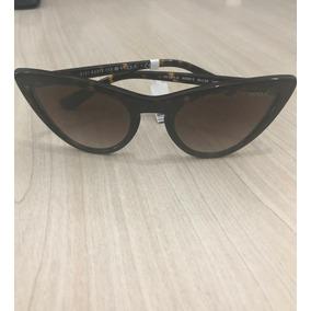 13ffe53f52227 Óculos De Sol Vogue Modelo Gatinho 2677 Outras Marcas - Óculos no ...