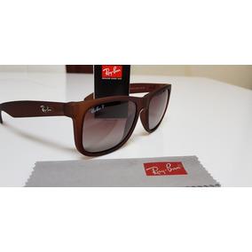 1c2368331ec0e Justin Marrom Fosco Degrade - Óculos no Mercado Livre Brasil