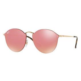 6696a526490d7 Oculos Rayban Feminino Original Rose De Sol Ray Ban Justin - Óculos ...