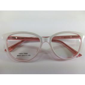 9156cb9a2914a Oculos De Grau Retro Feminino Transparente - Óculos no Mercado Livre ...