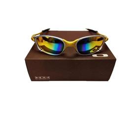 f1da5691770dd Juliet Amarelo De Sol Oakley - Óculos no Mercado Livre Brasil