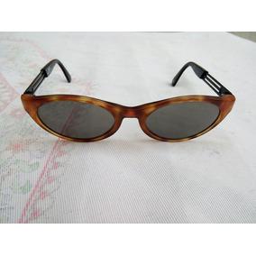 4f5e6e8f5fdd4 Oculos De Sol Gianni Versace Original Feminino