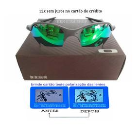 8288a084098a4 Medalhao Oakley Romeo 2 no Mercado Livre Brasil