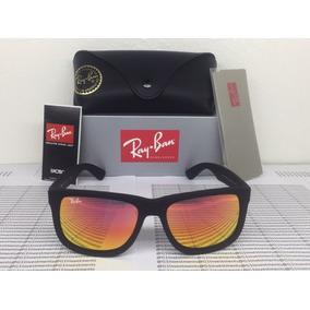 3e72ca1689398 Oculo Ray Ban Justin Polarizado - Óculos De Sol no Mercado Livre Brasil