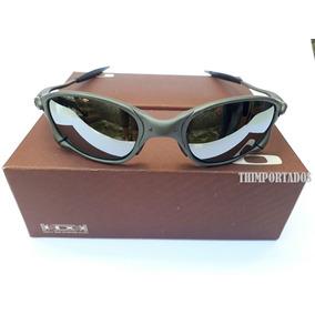 15951827fec51 Oculos Juliet Dorado De Sol Oakley - Óculos no Mercado Livre Brasil