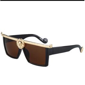 50243cb581e2f Oculos Gianni Versace Medusa Gold - Calçados